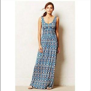 Anthropologie Tidal Maxi Dress Vanessa Virginia M